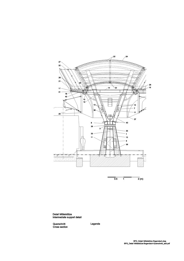 План-чертёж железнодорожного вокзала - Фото 27