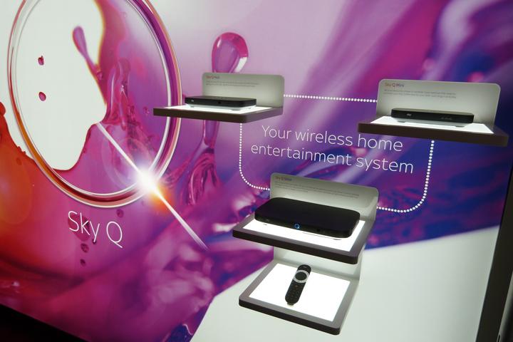 Дизайн выставочного стенда Q