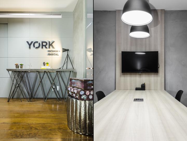 Домашний интерьер в офисе: конференц-зал