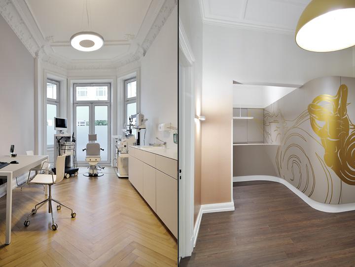 Клиника педиатрической отоларингологии, аудиологии, фониатрии от SBP в Гамбурге, Германия