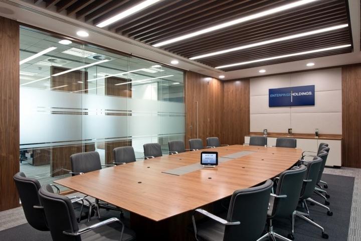 Конференц-зал штаб–квартиры Enterprise Rent-A-Car