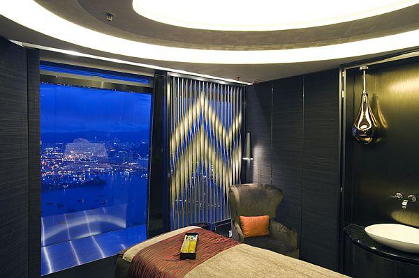 Дизайн интерьера спа-салона Ritz-Carlot