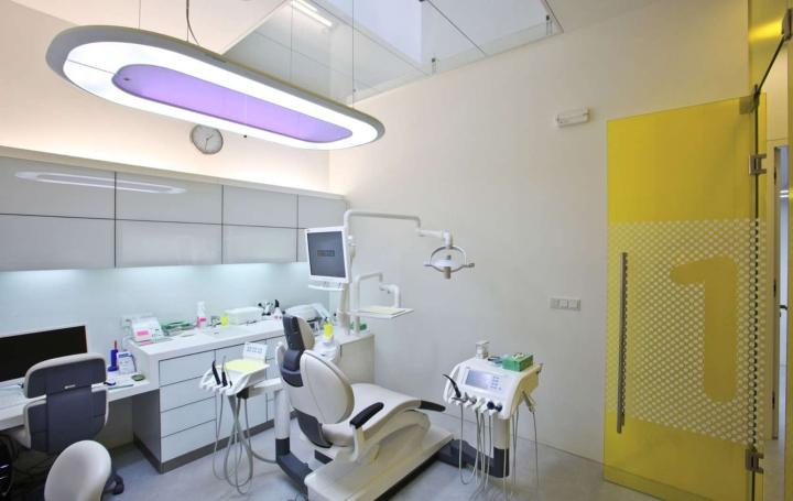 Дизайн стоматологической лаборатории ESTHÉ DENT в Чехии