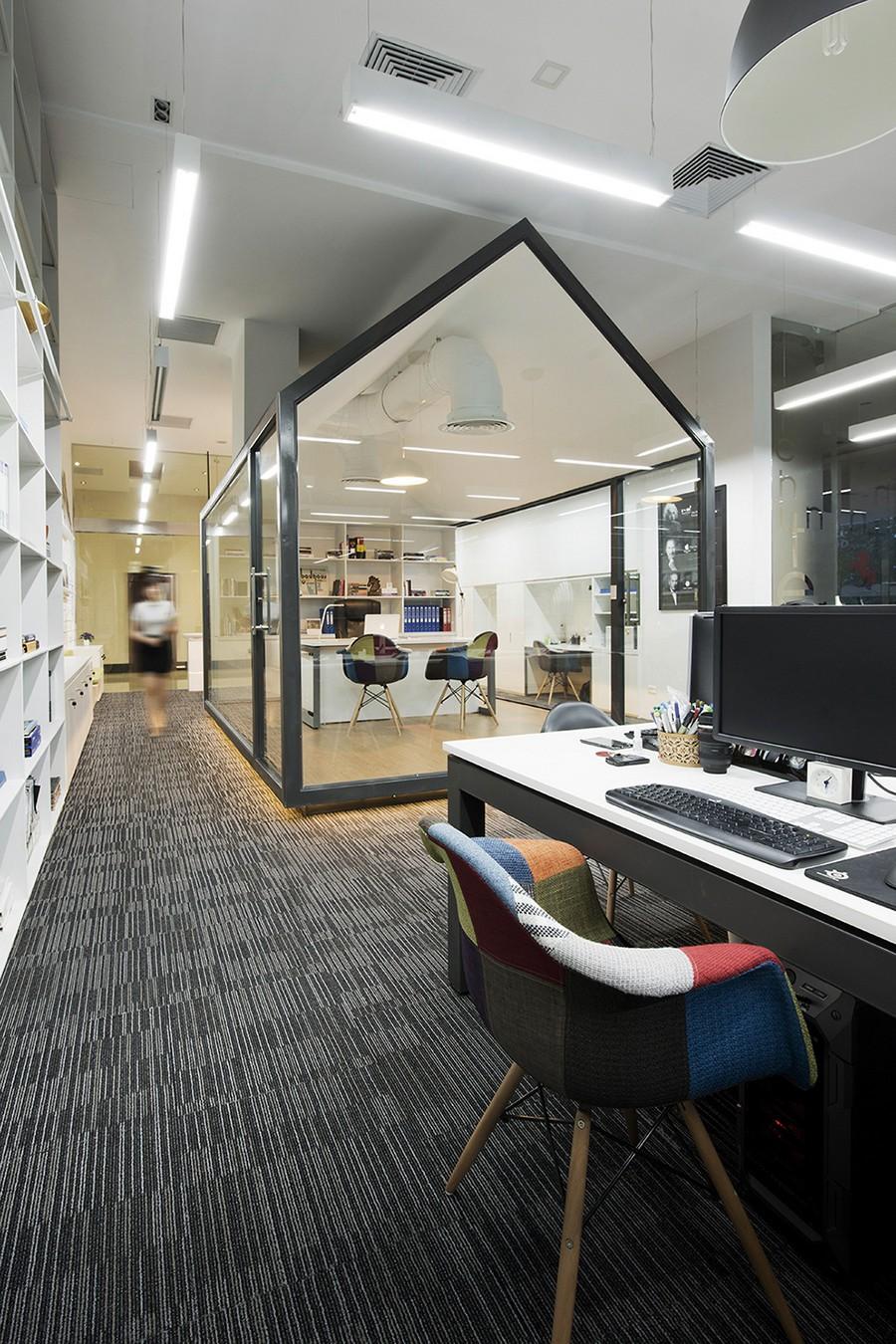 Дизайн интерьера офиса во Вьетнаме от Bauhaus Architecs & Associates
