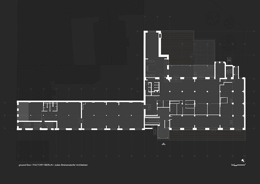 План фабрики в Берлине