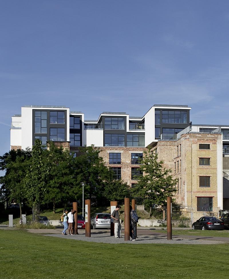 Дизайн фабрики в Берлине