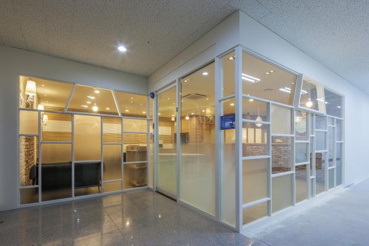 Внешний вид семейной стоматологической клиники в Корее