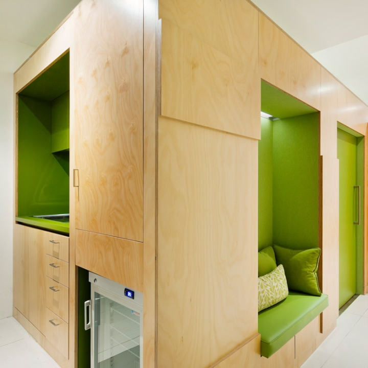 Дизайн детской поликлиники Flourish Paediatrics