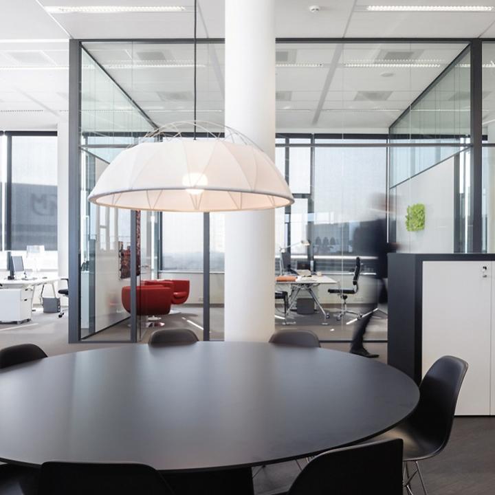 Интерьер офиса компании Provast в Нидерландах