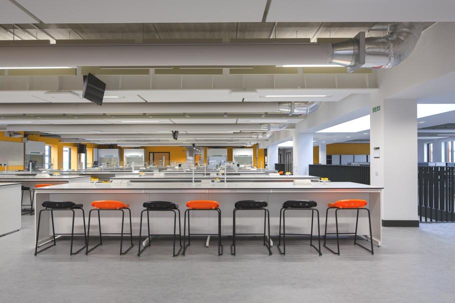 Дизайн учебного биомедицинского центра