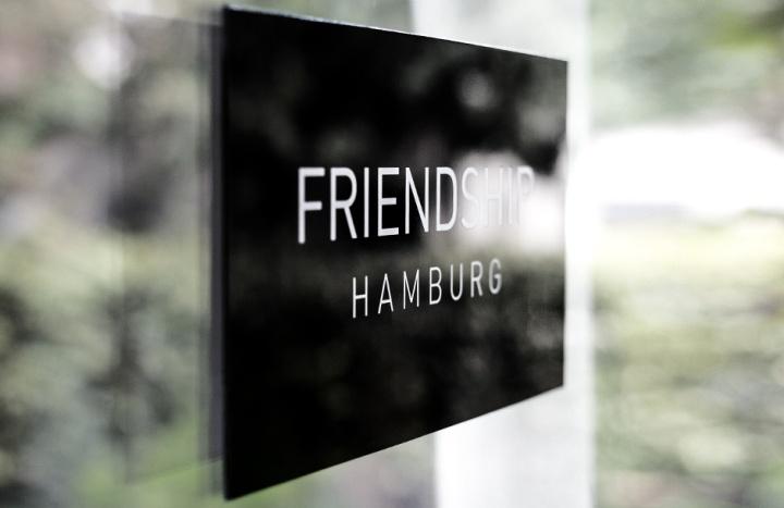 Дизайн делового офиса от агентства Friendship