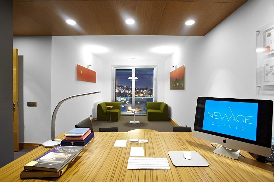 Дизайн интерьера клиники в Стамбуле