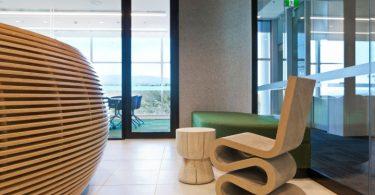 Гармоничный интерьер офиса Boston Group