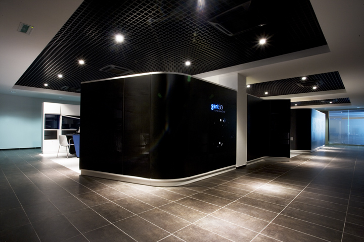Интерьер офиса фирмы GENT 3.0 от студии дизайна Vol2, Испания