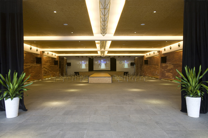 Эко-дизайн в стиле Goelia для современного офиса от дизайнерской студии Clifton Leung, Гуанчжоу, Китай