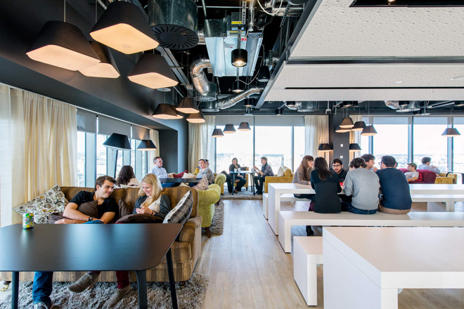 Новые корпуса для «Google Ireland» в Дублине