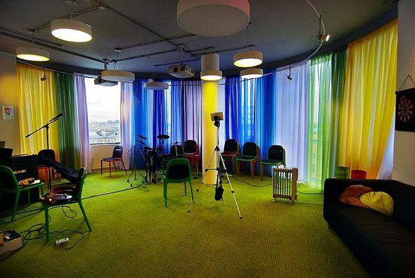 Российский офис Google от Camenzind Evolution