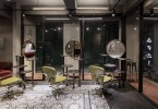 Интерьр салона красоты от Hao Design на Тайвани