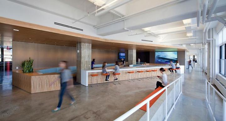 Офис на Манхеттене Horizon Media