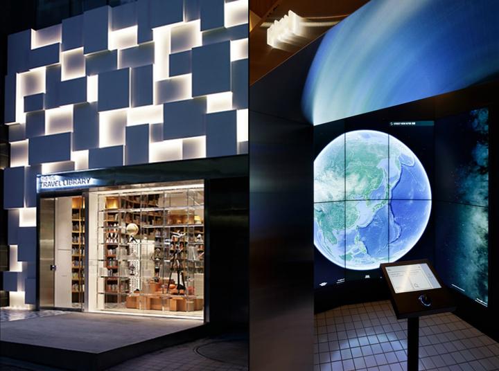 Дизайн библиотеки HYUNDAI в Южной Корее
