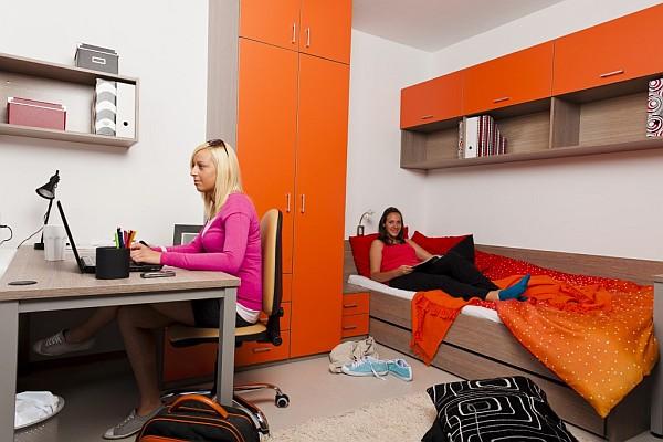 Идея для студенческого общежития