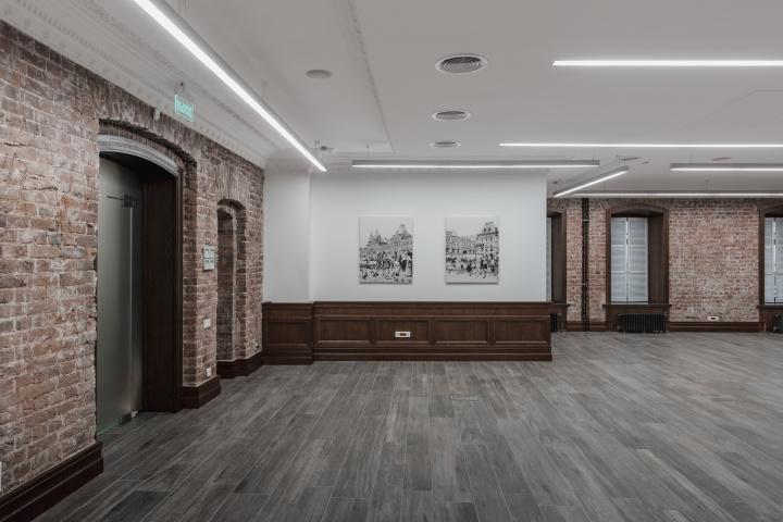 Интерьер офиса от IND Office