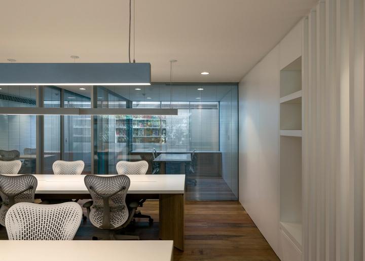 Дизайн интерьера офиса Aníbal Building