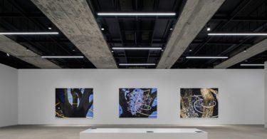 Интерьер галереи в Бейруте