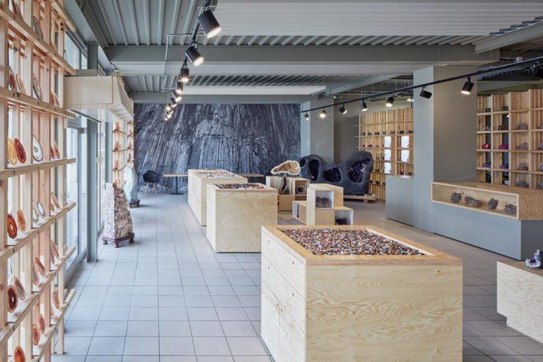 Интерьер галереи: впечатляющий и многогранный дизайн
