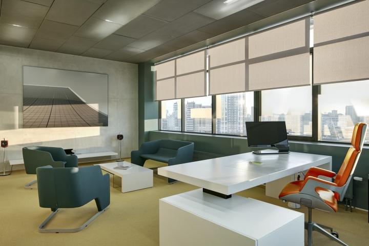 Мягкая мебель в интерьере офиса