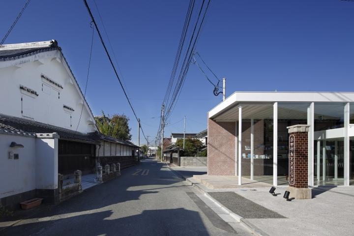 Интерьер клиники: расположение в жилом квартале