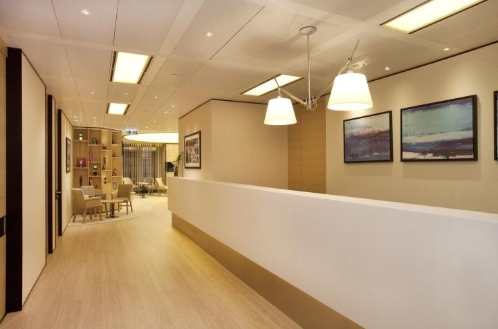 Инновационный интерьер медицинского центра в Гонконге - фото 2