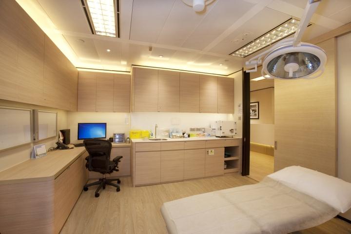 Инновационный интерьер медицинского центра в Гонконге - фото 3