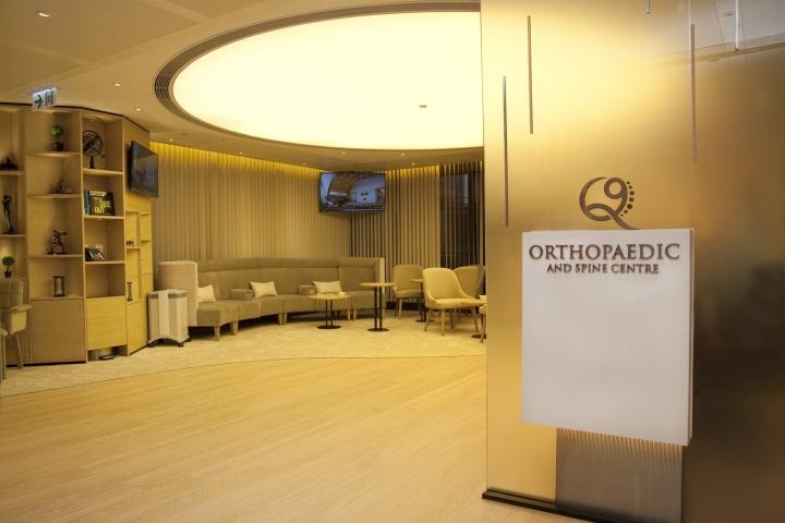 Инновационный интерьер медицинского центра в Гонконге - фото 6