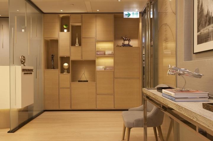 Инновационный интерьер медицинского центра в Гонконге - фото 8