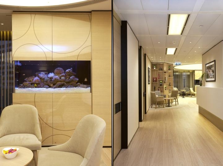 Инновационный интерьер медицинского центра в Гонконге - фото 9