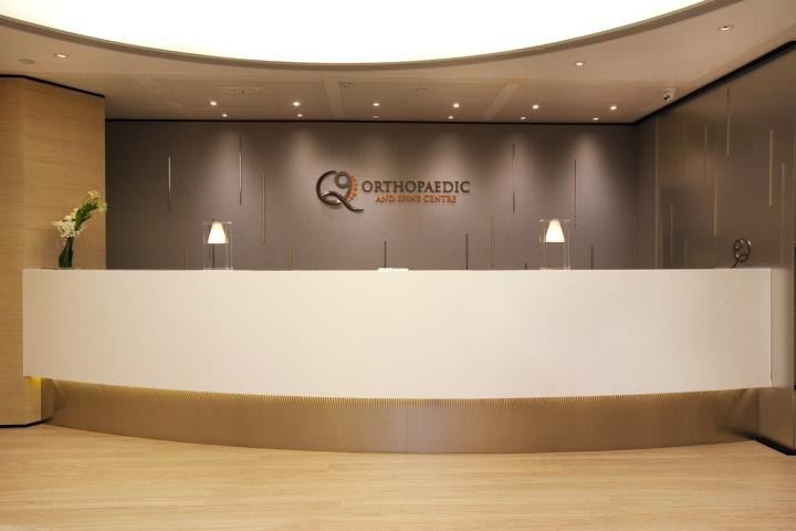 Инновационный интерьер медицинского центра в Гонконге - фото 11