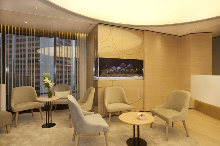 Инновационный интерьер медицинского центра в Гонконге - фото 15