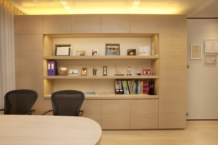 Инновационный интерьер медицинского центра в Гонконге - фото 19
