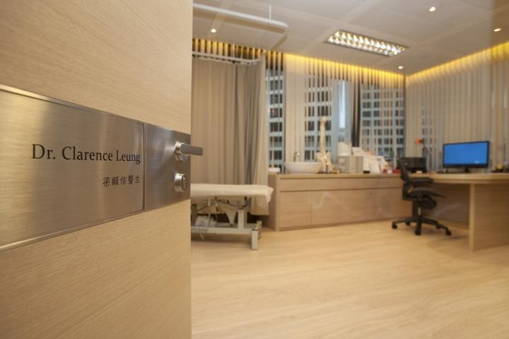 Инновационный интерьер медицинского центра в Гонконге - фото 20