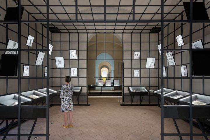 Интерьер музея: работы Леонардо да Винчи - фото 3