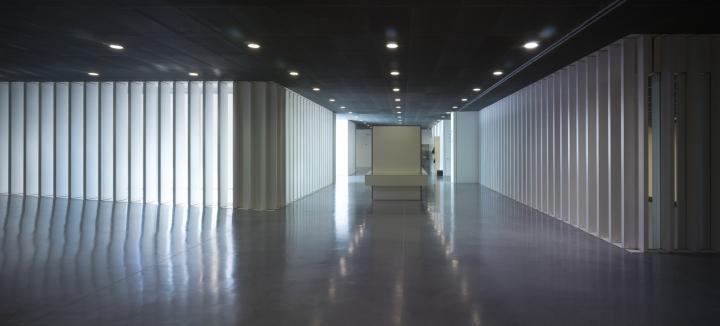 Интерьер музея в Малаге