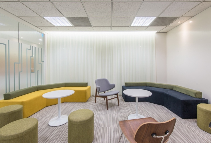 Интерьер небольшого офиса: динамичная мебель – для тонуса