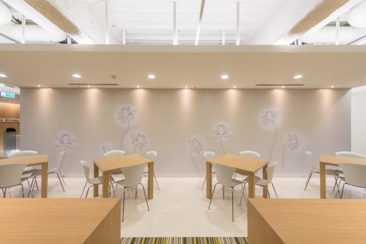 Интерьер небольшого офиса: уголок релакса