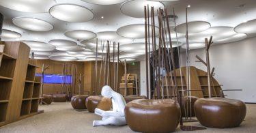 Интерьер небольшого офиса в Пекине: обзор проекта