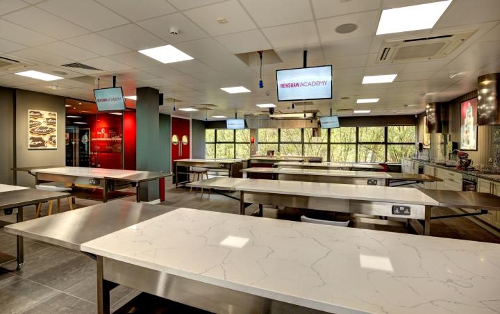 Интерьер офиса – фото из Ливерпуля, Великобритания: превосходный дизайн