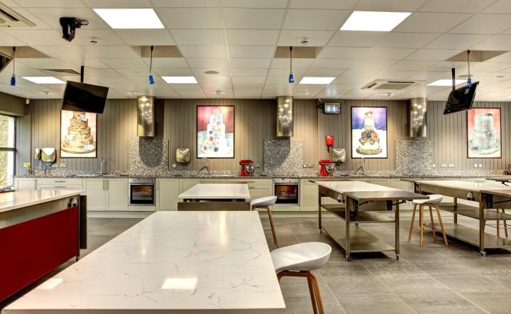 Интерьер офиса – фото из Ливерпуля, Великобритания: кулинарная академия