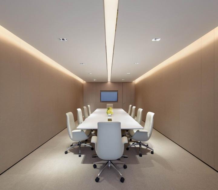 Современный интерьер офисных помещений
