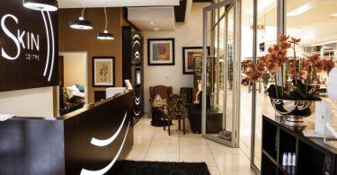 Интерьер салона красоты в Южной Африке