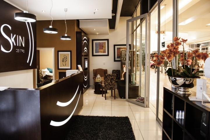 Проект салона красоты в стиле лофт. Abitant Москва | 479x720